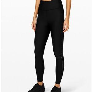 Size 2 flurry up lululemon leggings